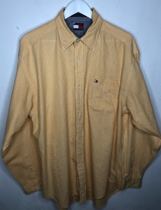Oversized Checked Tommy Hilfiger Shirt
