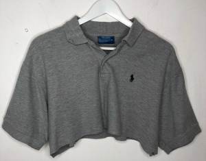 Cropped Ralph Lauren Polo