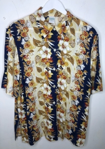Mixed Floral Vintage Shirt
