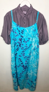Silk Floral 90s OUTFIT OFFER