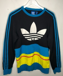 Adidas Front And Back Jumper