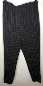 Highwaisted Checked Trousers