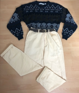 Vintage Jumper OUTFIT OFFER