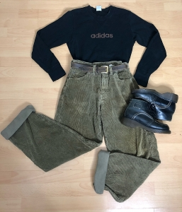 Adidas Cord OUTFIT OFFER