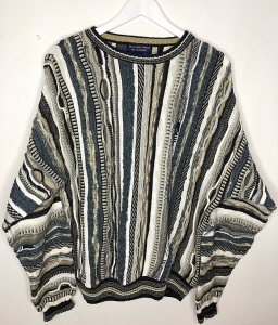 Grey coogi STYLE Jumper
